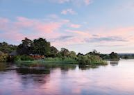 Royal Chundu River Lodge, Livingstone & The Victoria Falls