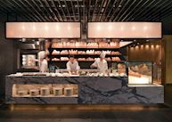 The Market Dessert Station, Hotel Icon