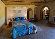 Chalet room, Flatdogs Camp, South Luangwa National Park