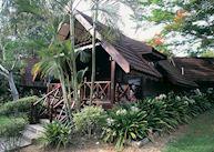 Chalet exterior, Taman Negara Resort, Taman Negara National Park