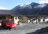 Aoraki Court Motel, Mount Cook Village