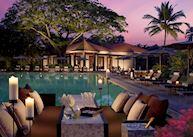 The Club Lounge Pool, The Leela, Goa