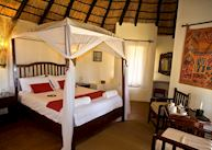 Chalet, Mukambi Safari Lodge, Kafue National Park