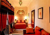 Grenat Superior Room, Riad Djemanna, Marrakesh