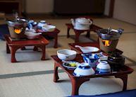 Breakfast, Tentoku-in Shukubo