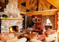 The Great Room, Siwash Lake Wilderness Resort