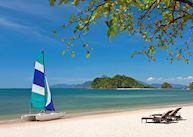 Beach, The Andaman, Langkawi