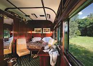 Deluxe cabin, Rovos Rail