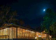 Restaurant, Cristalino Jungle Lodge (Katia Kuwabara)