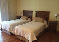 Twin Room, Lares de Chacras
