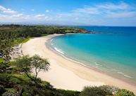 Beach, Mauna Kea Beach Hotel, Hawaii (Big Island)