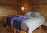 Standard room, Robinson Crusoe Lodge, Villa O Higgins