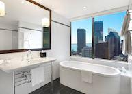 Bathroom, Amora Jamison Hotel, Sydney