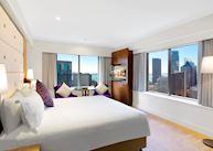 Deluxe Corner King Room, Amora Jamison Hotel, Sydney