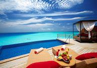 Pool Water Villa, Baros Maldives, Maldive Island