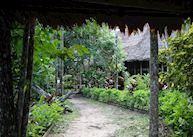 Sandoval Lake Lodge, Peru