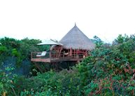 Treetop Bungalow at Hotel Las Islas, Baru