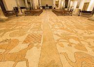 Cathedral floor, Otranto