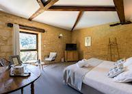 Chambre Luxe, La Villa Romaine
