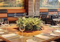 The restaurant at Hotel Estelar, Yopal