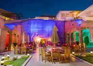 Cave Bar, Petra Guesthouse Hotel, Petra