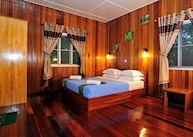 Room at Kinabatangan Riverside Lodge