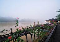 Mists over the river at KRL