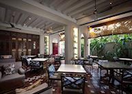 Kebaya Dining Room at Seven Terraces