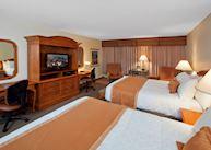 Standard room at Jasper Inn & Suites (formerly Best Western Jasper Inn & Suites), Jasper