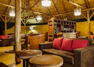 Lounge at Primate Lodge