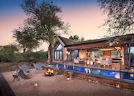 Lion Sands Private Game Reserve - Ivory Lodge, Fish Eagle Villa