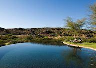 Swimming pool at Bushmans Kloof