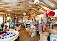 Shop at Emily Moon River Lodge, Plettenberg Bay