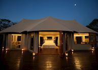 Honeymoon tent, Thanda Tented Camp, Thanda Private Reserve