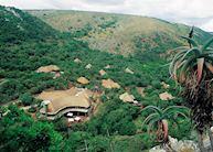 Eagles Crag Lodge, Shamwari