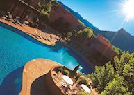 Gateway Canyons Resort swimming pool