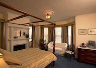 A room at the Almondy Inn, Newport