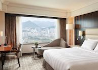 Deluxe room at Busan Lotte Hotel, Busan