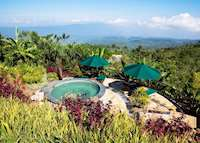 Jacuzzi in Munduk Moding Plantation