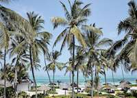 Beach, Breezes Beach Club & Spa, Zanzibar Island