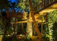 Nest Restaurant, Niyama, Maldive Island