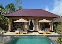 Two Bedroom Pool Villa in Munduk Moding Plantation in Bali