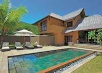 Family villa pool, Constance Ephelia Resort, Mahe
