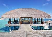 Raw Restaurant, Huvafen Fushi , Maldive Island