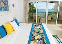 Deluxe Room, Acajou Beach Resort, Praslin