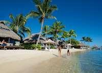 Beach, Manava Beach Resort & Spa - Moorea, Moorea