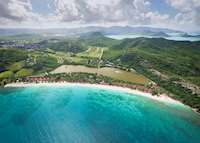 Ariel View, Galley Bay Resort & Spa, Antigua