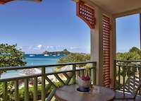 One Bedroom Beachfront Suite, Bay Gardens Beach Resort, Saint Lucia