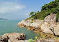 Cheung Chau island, Hong Kong