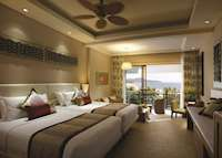 Garden Wing Deluxe Seaview Room, Shangri-La's Rasa Ria Resort, Kota Kinabalu